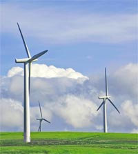 Investieren in windenergie