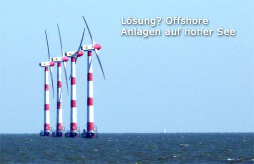 Offshore Windkraftanlagen